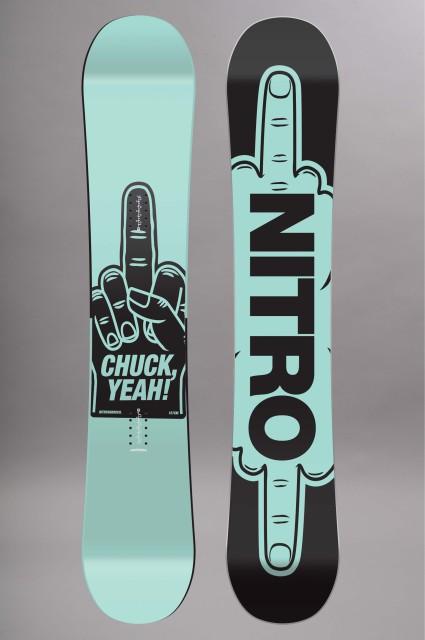 Planche de snowboard homme Nitro-Chuck-FW15/16