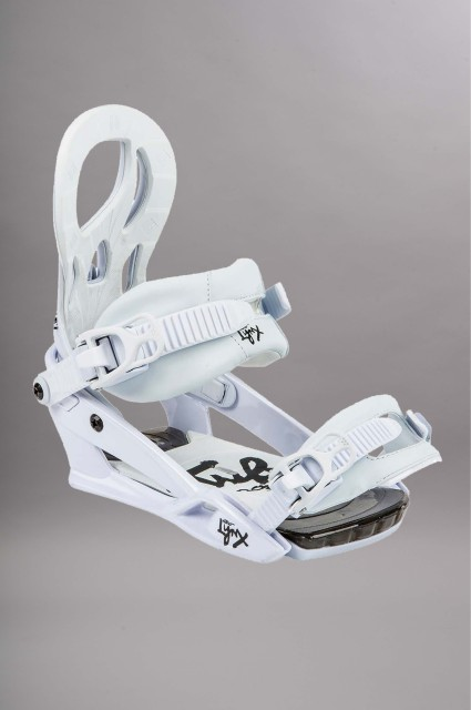 Fixation de snowboard femme Nitro-Lynx-FW14/15