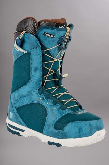 Boots de snowboard femme Nitro-Monarch Tls-FW15/16