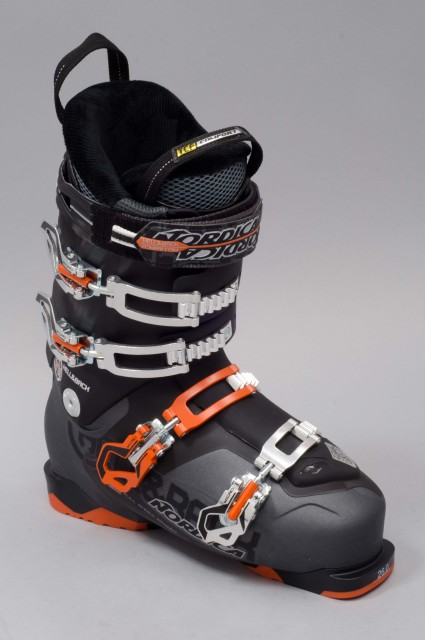 Chaussures de ski homme Nordica-Hell Back H3 100-FW14/15