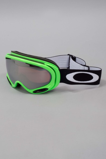 Masque hiver homme Oakley-A Frame 2.0 Green Collection-FW14/15