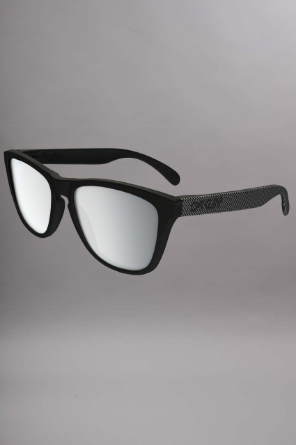 Oakley-Frogskins Matte Black Machinist Collection-SUMMER16