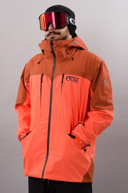 Veste ski / snowboard homme Picture-Naikoon-FW17/18
