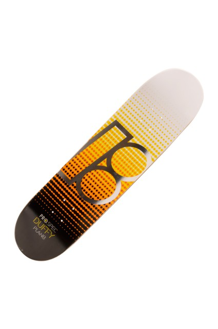 Plateau de skateboard Plan b-Duffy Elite 8.125-INTP