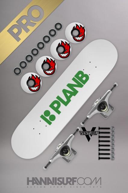 Plan b-Pack Pro