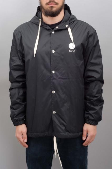 Polar-Hooded Coach Jacket-SPRING16