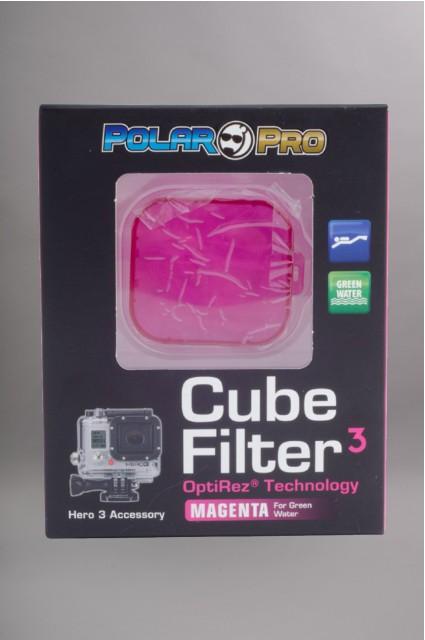 Polar pro-Filtre Go-pro H3-INTP