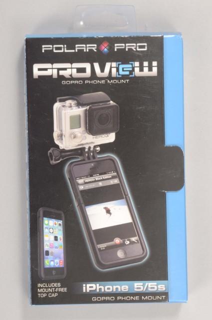 Polar pro-View Gp I Phone 5/5s-INTP