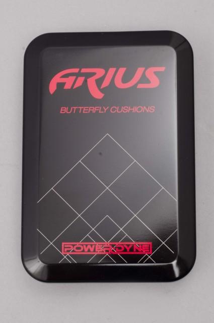 Powerdyne-Butterfly Cushions 89a Royalblue X4 Platine Arius-INTP