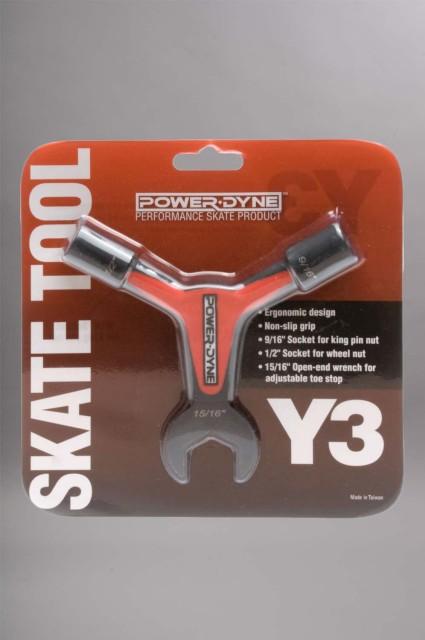 Powerdyne-Skate Tool Y3-INTP