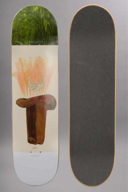 Plateau de skateboard Quasi-Crockett Shitkicker-INTP