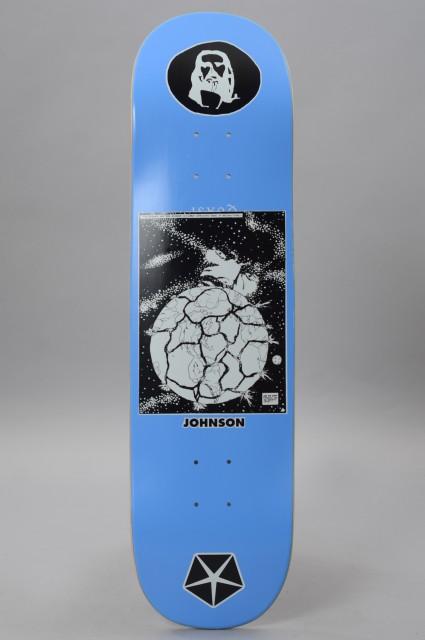 Plateau de skateboard Quasi-Johnson Doomsday-2017