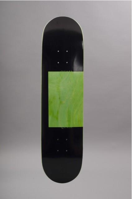 Plateau de skateboard Quasi-Proto Three Green-2017