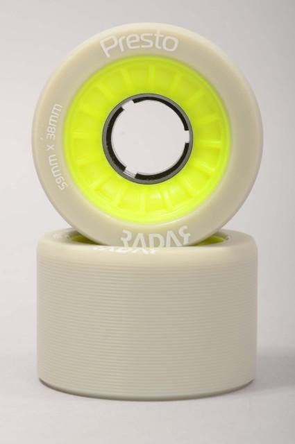 Radar-Presto Yellow 59mm-91a-2016