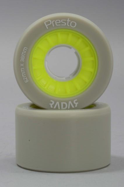 Radar-Presto Yellow 62mm-91a Vendues Par 4-2016