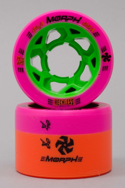 Reckless-Morph 59mm-84-88a Vendues Par 4-2016