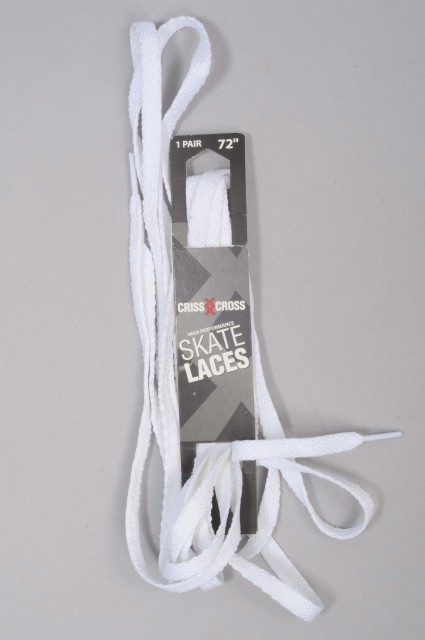 Riedell-Lacet White-INTP