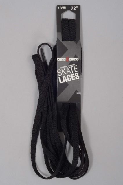 Riedell-Lacets Black La Paire-INTP