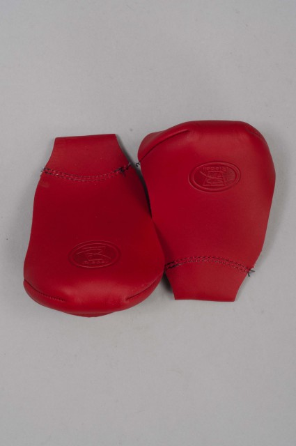 Riedell-Pro Fit Toe Cap Red-INTP