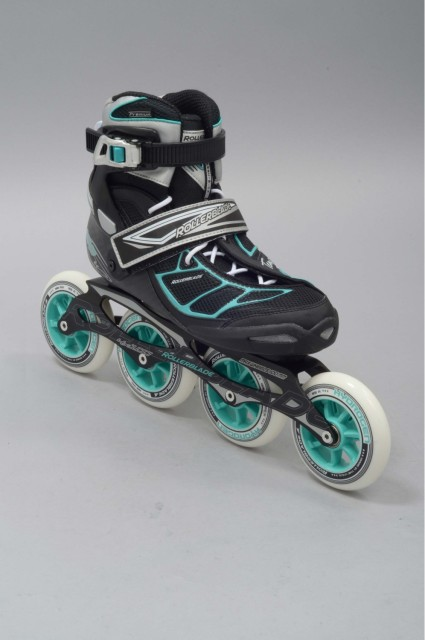 Rollers enduro Rollerblade-Tempest 100 C W-2016