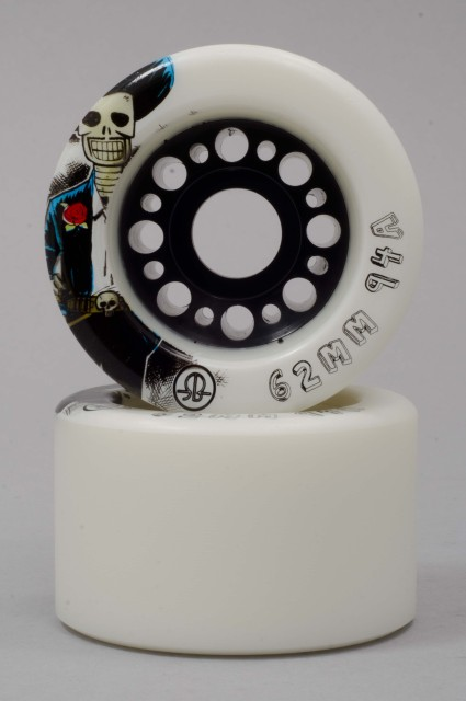 Rollerbones-Day Of The Dead 62mm-94a-2016