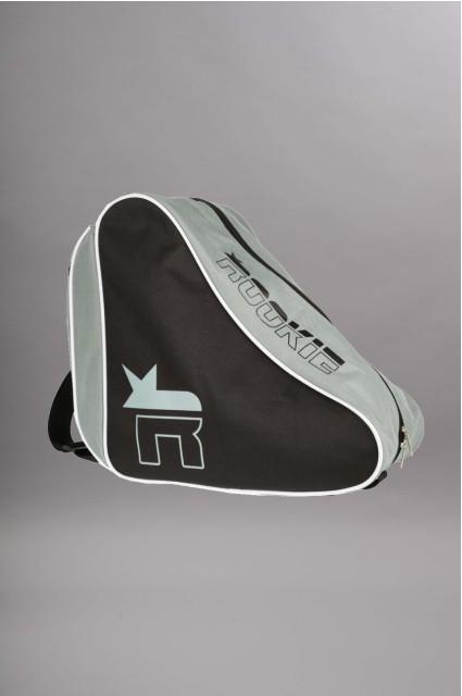 Rookie-Boot Bag Black/grey-INTP