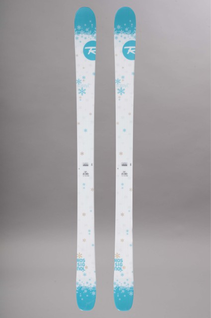 Skis Rossignol-Sassy 7-FW15/16