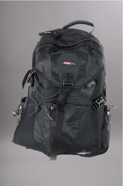 Seba-Backpack Large Black-INTP