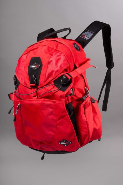 Seba-Backpack Large Red-INTP