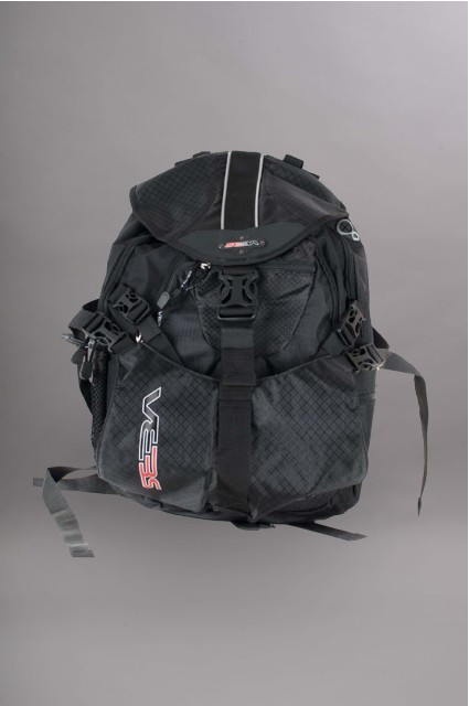 Seba-Backpack Small Black-INTP