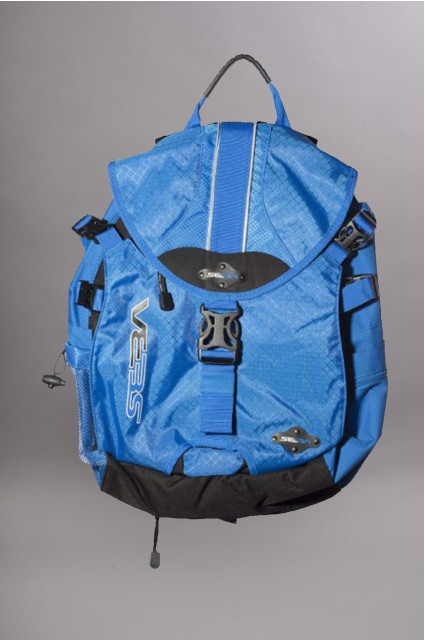Seba-Backpack Small Blue-INTP