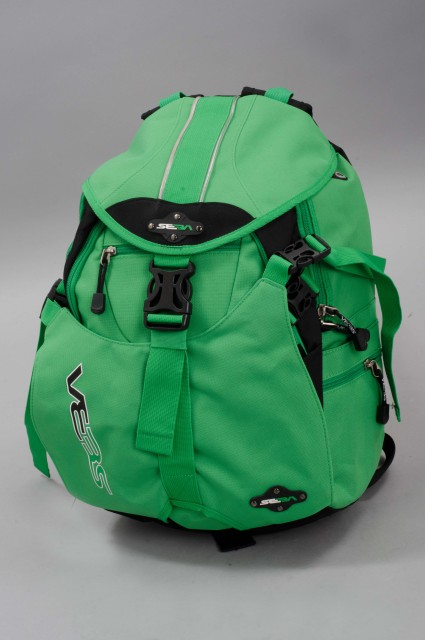 Seba-Backpack Small Green-INTP