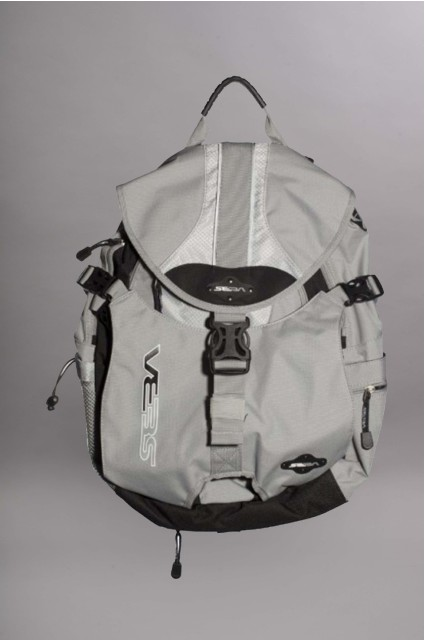 Seba-Backpack Small Grey-INTP
