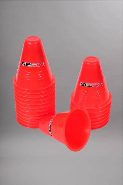 Seba-Cones Dual Density Red Vendu Par 20-INTP