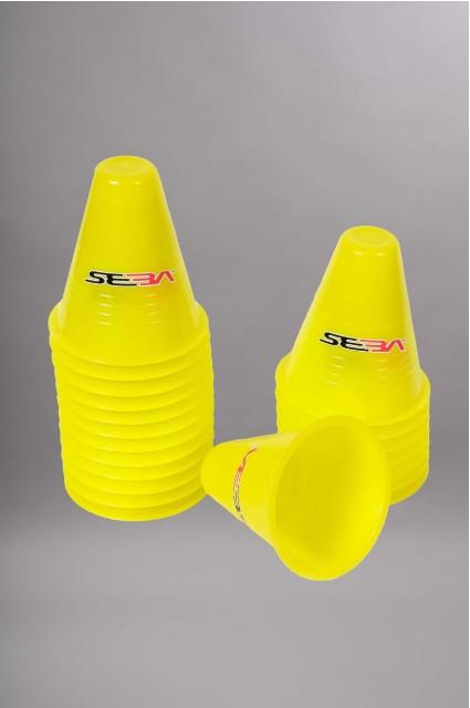 Seba-Cones Dual Density Yellow Vendu Par 20-INTP