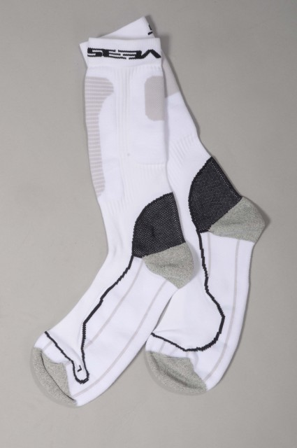 Seba-Socks Full White-INTP