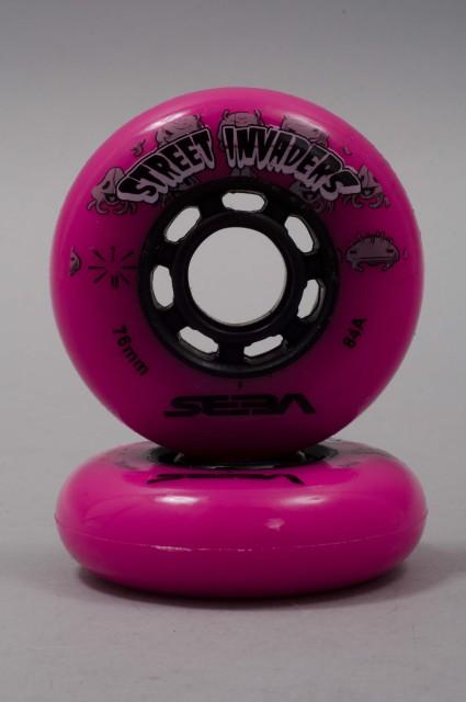 Seba-Street Invader Pink-INTP