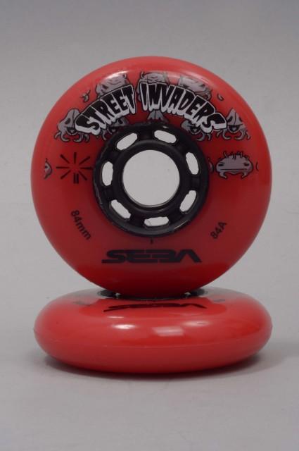 Seba-Street Invader Red 84mm-84a-INTP