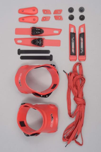 Seba-Sx Custom Kit Red-INTP