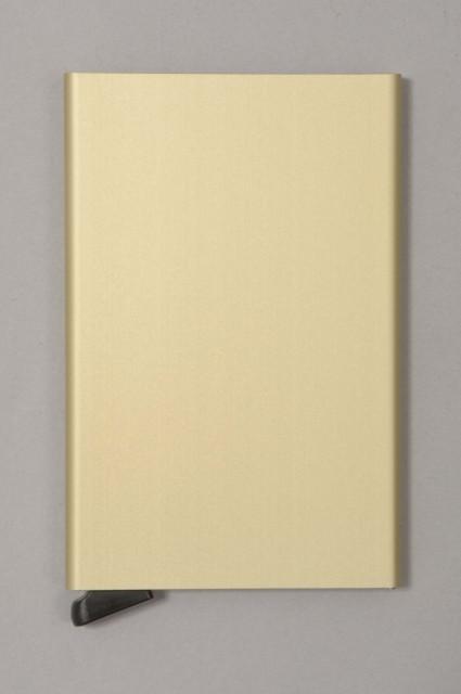 Secrid-Cardprotector Champagne-INTP