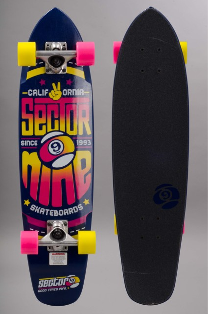 Sector 9-Wedge Blue-2016
