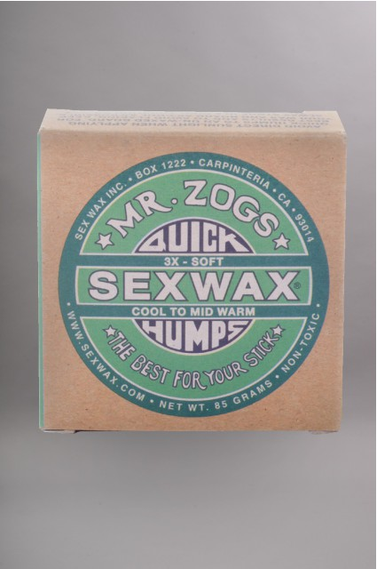 Sex wax-Green Soft-INTP