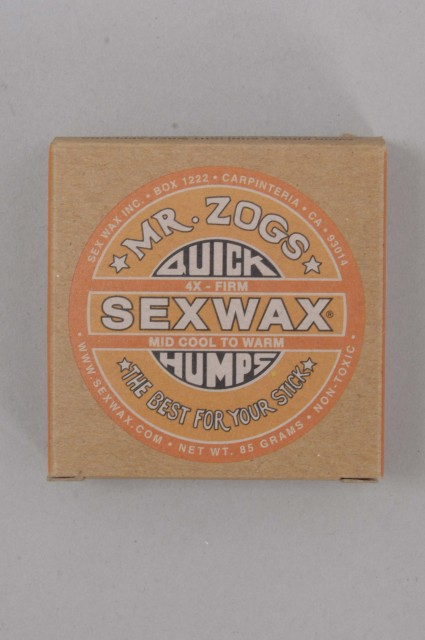 Sex wax-Orange Firm-INTP