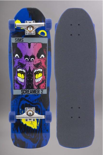Sims-Screamer 2 Pack Blue-INTP