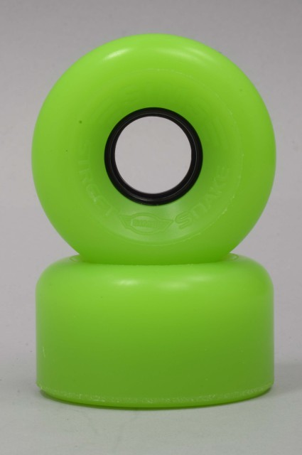 Sims-Street Snake Lime Green 62mm-78a-INTP