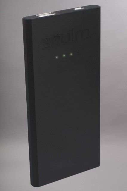 Soulra-Boost 4200 Black-INTP