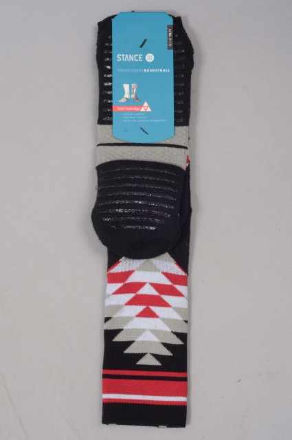 Stance-Basketball Performance Blackbrush Grip-INTP