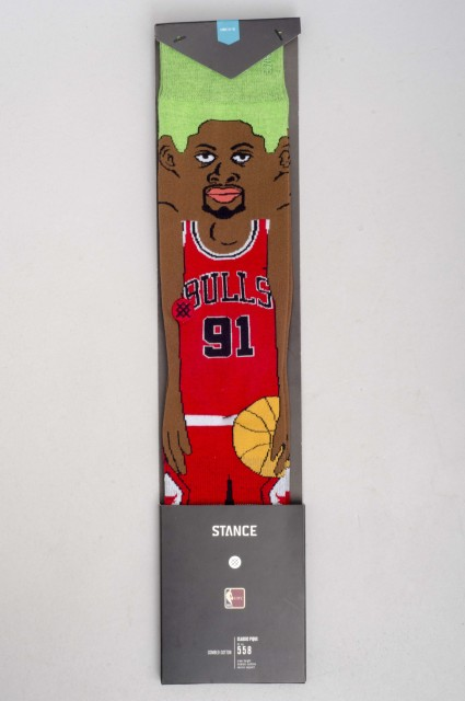 Stance-Nba Legends Cartoon Rodman-SPRING16