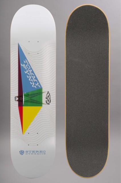 Plateau de skateboard Stereo-Fynn Dynamic-INTP