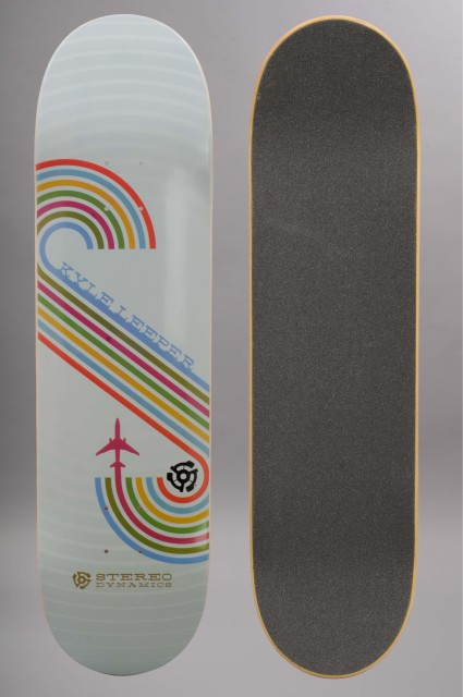 Plateau de skateboard Stereo-Kyle Dynamic-INTP